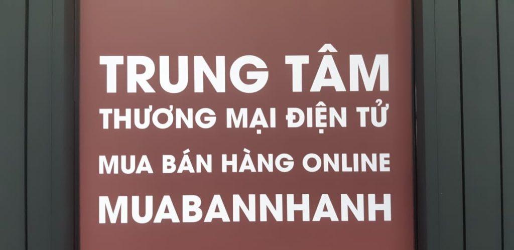 ChatNhanh mua bán nhanh dễ dàng với thương mại điện tử MuaBanNhanh