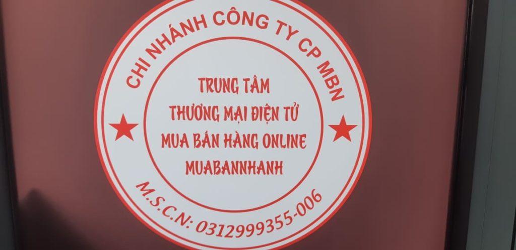 Thương mại điện tử MuaBanNhanh Marketplace